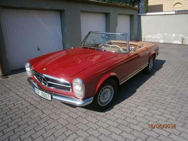 verkauft mercedes 230 sl pagode cabrio gebraucht 1966 km in nieder sterreich. Black Bedroom Furniture Sets. Home Design Ideas