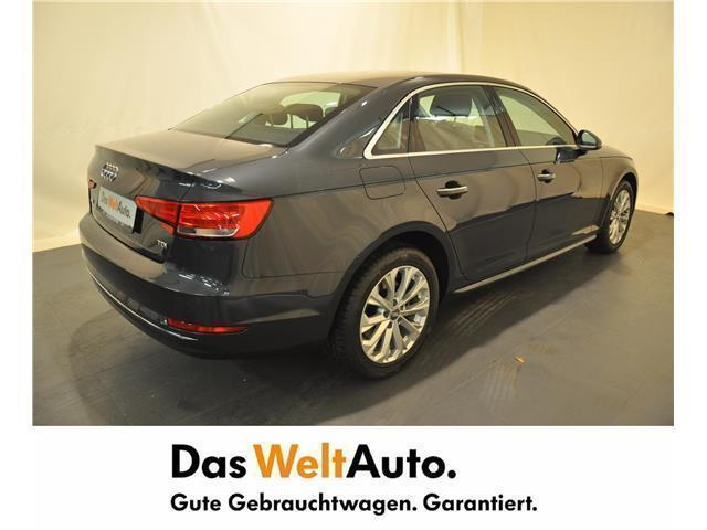 verkauft audi a4 limousine 2 0 tdi des gebraucht 2016 km in perg. Black Bedroom Furniture Sets. Home Design Ideas