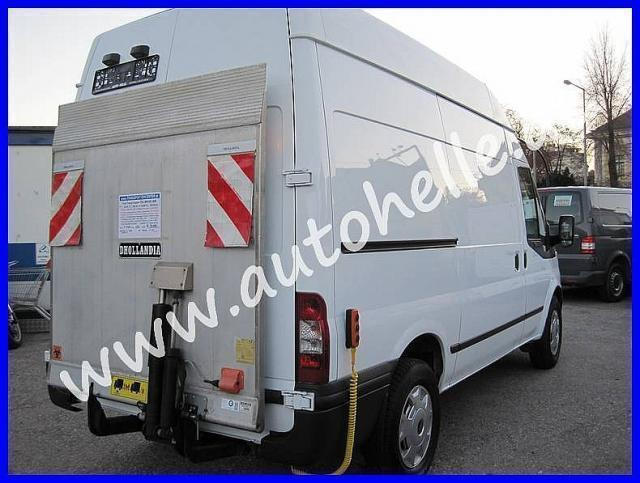 gebraucht kasten ft 350 m trend mit ladebordwand ford transit 2013 km in wien. Black Bedroom Furniture Sets. Home Design Ideas