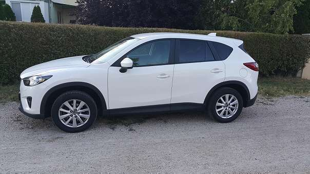 verkauft mazda cx 5 2 0 benziner 156 0 gebraucht 2012 km in nickelsdorf. Black Bedroom Furniture Sets. Home Design Ideas