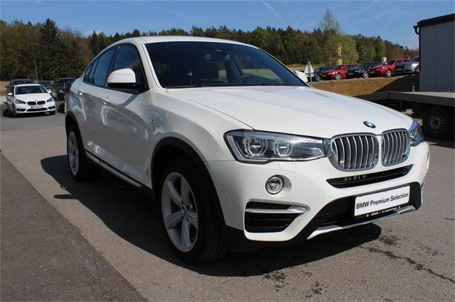 gebraucht xdrive30d bmw x4 2016 km in st ruprecht raab. Black Bedroom Furniture Sets. Home Design Ideas