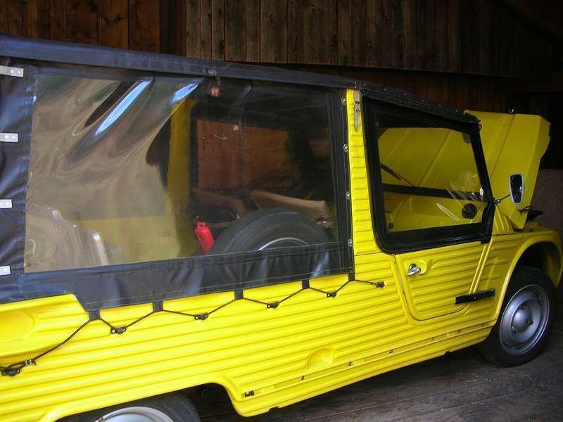 gebraucht mehari klein kompaktwagen citro n 2cv 1980 km in winklern. Black Bedroom Furniture Sets. Home Design Ideas