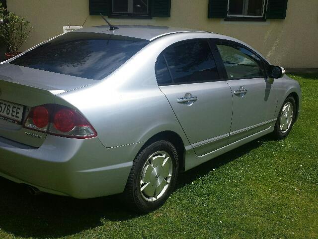 Verkauft Honda Civic 1 3i Hybrid Neue Gebraucht 2007 129 000 Km