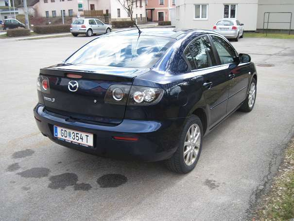 verkauft mazda 3 cd110 active dpf gebraucht 2008 km in litschau. Black Bedroom Furniture Sets. Home Design Ideas