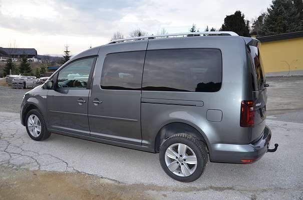 verkauft vw caddy maxi comfortline 2 0 gebraucht 2015 km in vorau