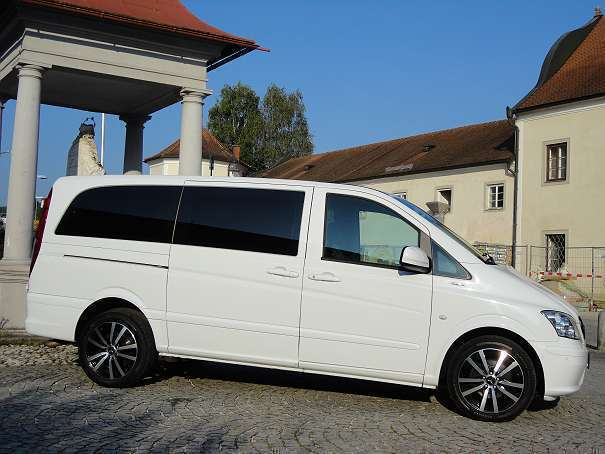 verkauft mercedes viano van minivan gebraucht 2014 km in steyr. Black Bedroom Furniture Sets. Home Design Ideas