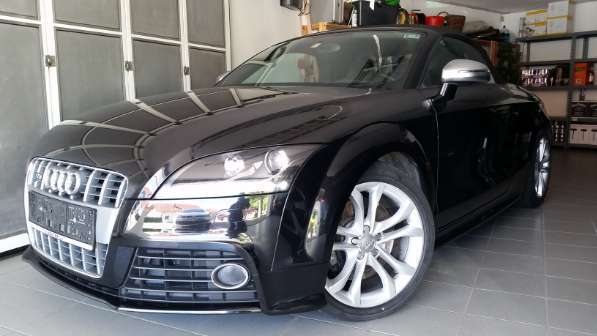 verkauft audi tt roadster s cabrio gebraucht 2008 km in freistadt. Black Bedroom Furniture Sets. Home Design Ideas