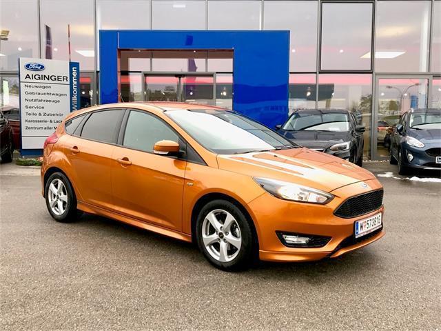 Spare 3600 Ford Focus 10 Benzin 125 Ps 2018 Hausmening