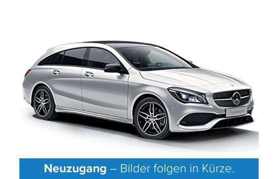 verkauft mercedes cla180 shooting brak gebraucht 2016. Black Bedroom Furniture Sets. Home Design Ideas