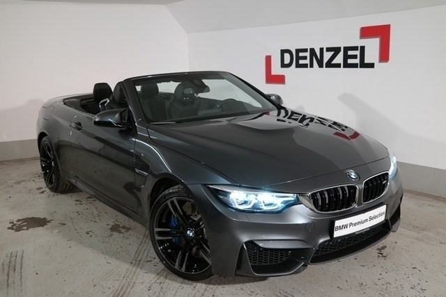verkauft bmw m4 cabriolet m4 reihes55 gebraucht 2017 1. Black Bedroom Furniture Sets. Home Design Ideas