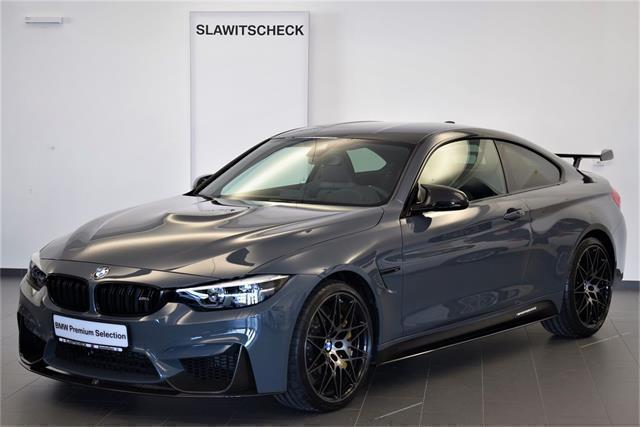 verkauft bmw m4 m dkg gebraucht 2018 km in st. Black Bedroom Furniture Sets. Home Design Ideas