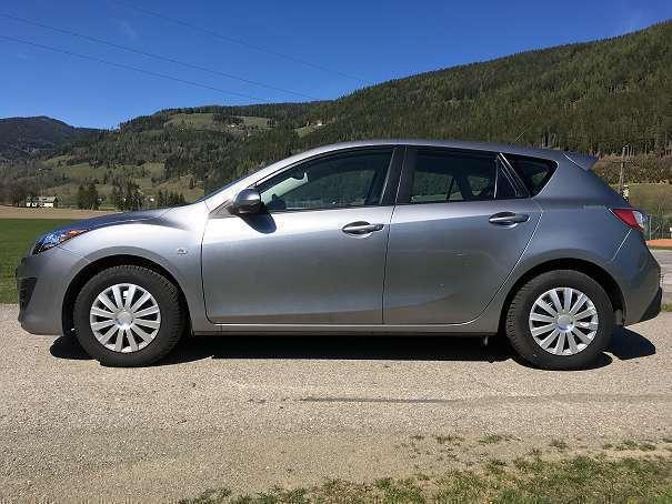 Verkauft Mazda 3 3sport 1 6i Tx Limous Gebraucht 2009 27 000 Km In Sankt Veit An Der