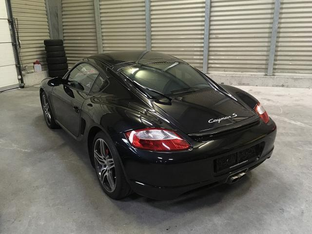 verkauft porsche cayman s 3 4 sportwag gebraucht 2007 km in mauthausen. Black Bedroom Furniture Sets. Home Design Ideas