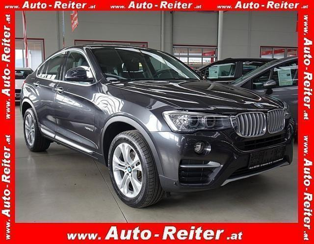 verkauft bmw x4 xdrive 20d xline aut gebraucht 2016. Black Bedroom Furniture Sets. Home Design Ideas