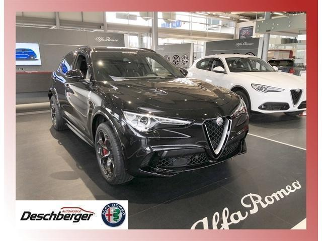 verkauft alfa romeo stelvio 2 9 v6 bi gebraucht 2018. Black Bedroom Furniture Sets. Home Design Ideas
