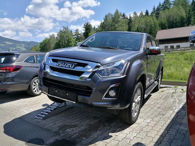 isuzu d max gebraucht isuzu pick up isuzu d max crew 3l. Black Bedroom Furniture Sets. Home Design Ideas