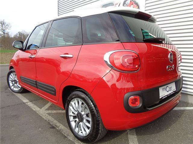 verkauft fiat 500l 1 6 multijet ii 105 gebraucht 2013 km in kalsdorf. Black Bedroom Furniture Sets. Home Design Ideas