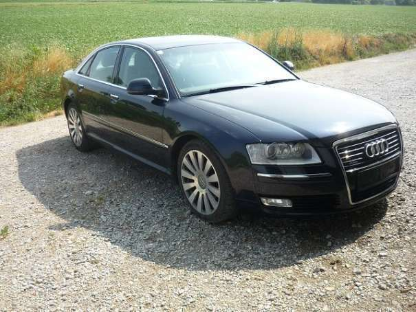 verkauft audi a8 quattro limousine gebraucht 2008 km in engerwitzdorf. Black Bedroom Furniture Sets. Home Design Ideas