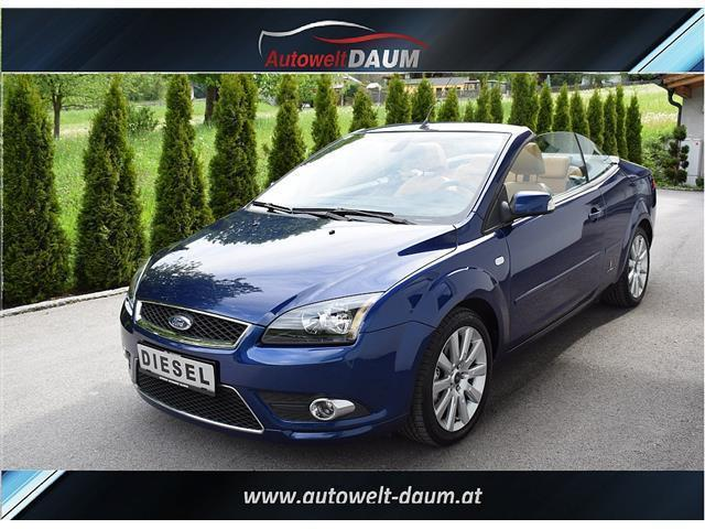 gebraucht cc titanium 2 0 tdci dpf roadster ford focus cabriolet 2007 km in ramsau. Black Bedroom Furniture Sets. Home Design Ideas