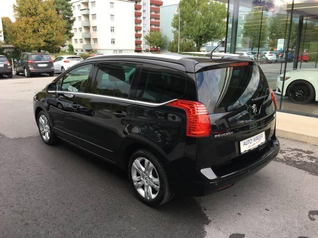 verkauft peugeot 5008 2 0 hdi 150 fap gebraucht 2012 km in rankweil. Black Bedroom Furniture Sets. Home Design Ideas