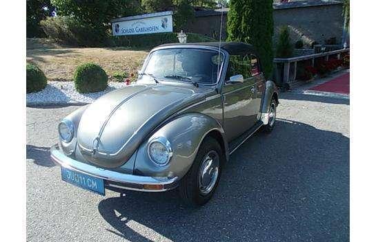 verkauft vw k fer cabrio 1303 ls limou gebraucht 1979 km in wei kirchen in s. Black Bedroom Furniture Sets. Home Design Ideas