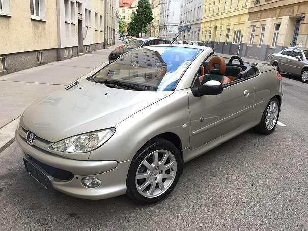 Verkauft Peugeot 206 Cc Roland Garros Gebraucht 2004