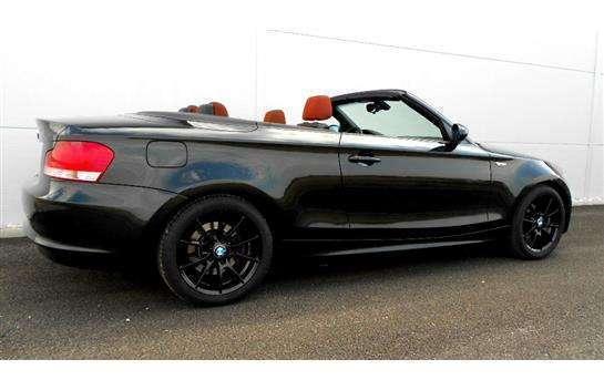 verkauft bmw 118 cabriolet d sportfahr gebraucht 2009 km in mauthausen. Black Bedroom Furniture Sets. Home Design Ideas