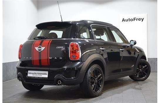 verkauft mini cooper sd countryman all4 gebraucht 2014 km in salzburg. Black Bedroom Furniture Sets. Home Design Ideas