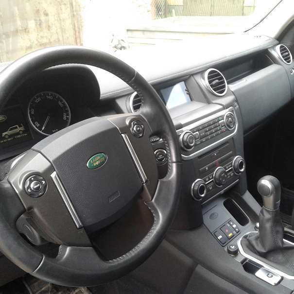 Used Land Rover Discovery 4 Suv For Sale: Verkauft Land Rover Discovery 4 2,7 Td., Gebraucht 2010