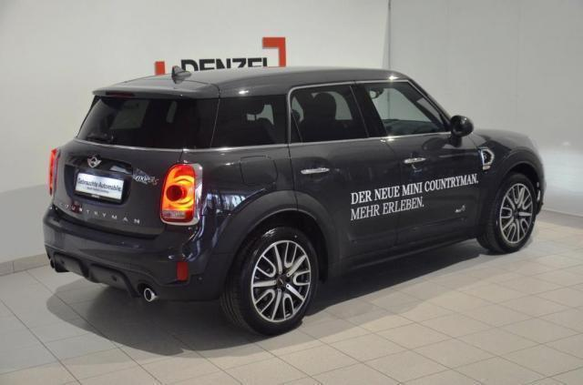 verkauft mini cooper s countryman all4 gebraucht 2017 9. Black Bedroom Furniture Sets. Home Design Ideas