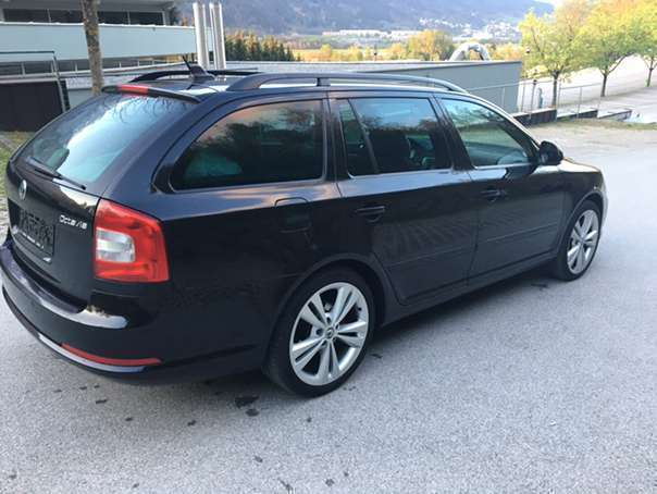 verkauft skoda octavia combi 2 0 tdi d gebraucht 2010 km in innsbruck land. Black Bedroom Furniture Sets. Home Design Ideas