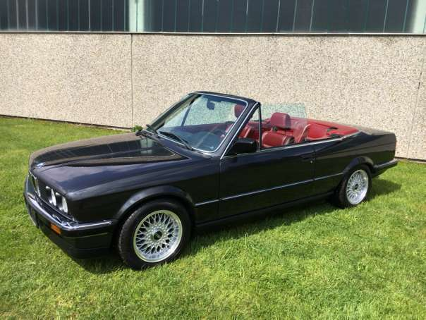 verkauft bmw 320 cabriolet 3er reihe i gebraucht 1990 km in gmunden. Black Bedroom Furniture Sets. Home Design Ideas