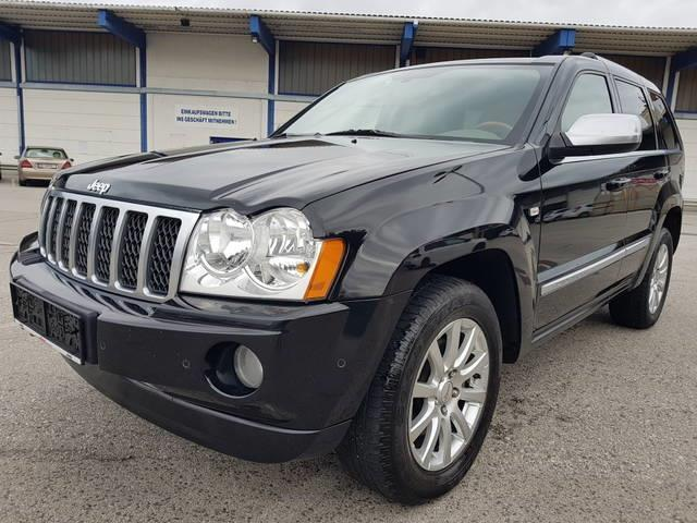 verkauft jeep grand cherokee 3 0 crd o gebraucht 2006 km in wien. Black Bedroom Furniture Sets. Home Design Ideas