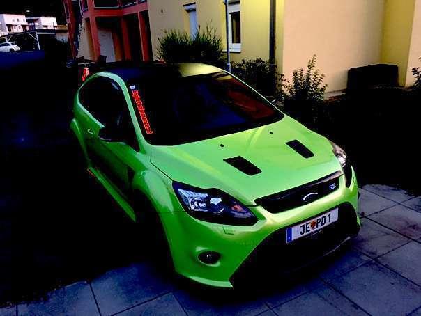 verkauft ford focus rs mk2 sportwagen gebraucht 2009 km in jennersdorf