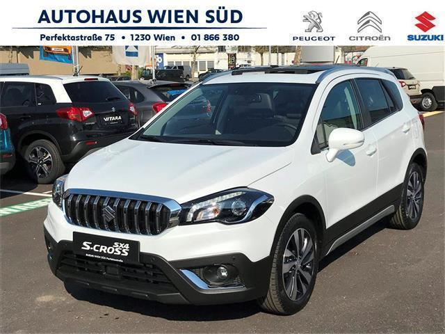 verkauft suzuki sx4 s cross 1 4 ditc a gebraucht 2017 177 km in mauthausen. Black Bedroom Furniture Sets. Home Design Ideas