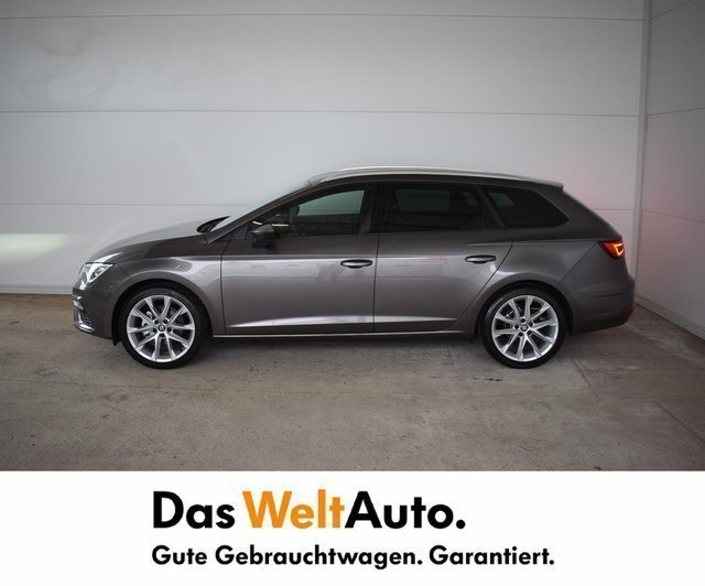 verkauft seat leon st fr 1 4 tsi gebraucht 2017 220 km. Black Bedroom Furniture Sets. Home Design Ideas
