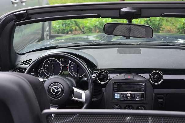 verkauft mazda mx5 1 8 cabrio roadst gebraucht 2007. Black Bedroom Furniture Sets. Home Design Ideas