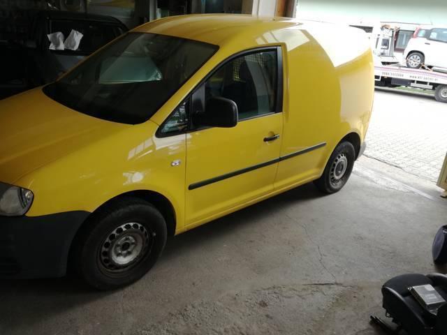 verkauft vw caddy kastenwagen 2 0 sdi gebraucht 2007 km in hitzendorf. Black Bedroom Furniture Sets. Home Design Ideas