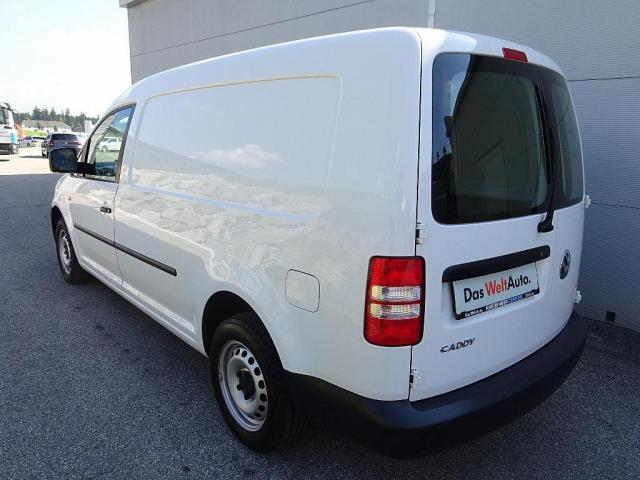 verkauft vw caddy maxi kastenwagen ent gebraucht 2013 km in rohrbach. Black Bedroom Furniture Sets. Home Design Ideas