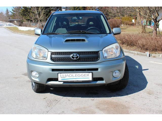 verkauft toyota rav4 2 0 d 4d 4wd gebraucht 2004 km in leogang. Black Bedroom Furniture Sets. Home Design Ideas
