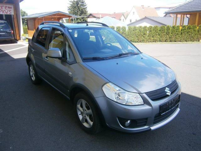 verkauft suzuki sx4 1 9 gl ddis 4wd al gebraucht 2008 km in feldbach. Black Bedroom Furniture Sets. Home Design Ideas