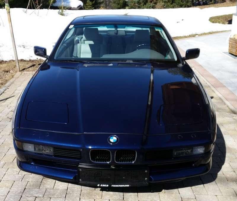 Verkauft BMW 850 8er-Reihe I Sportwage., Gebraucht 1993