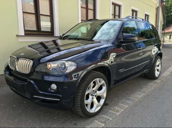 verkauft bmw x5 xdrive m paket au gebraucht 2008 km in wien. Black Bedroom Furniture Sets. Home Design Ideas