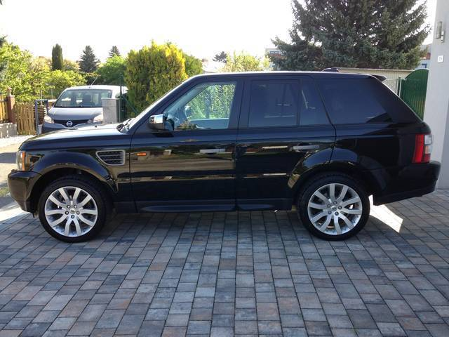 gebraucht 2 7 tdv6 hse dpf hingucker land rover range rover sport 2007 km in gmunden. Black Bedroom Furniture Sets. Home Design Ideas