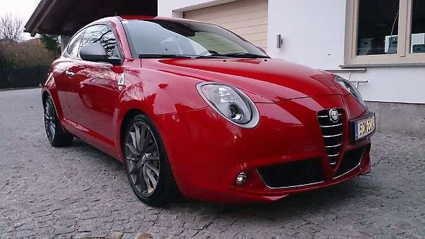 verkauft alfa romeo mito alfa 1 4 mult gebraucht 2010 km in sch rding. Black Bedroom Furniture Sets. Home Design Ideas