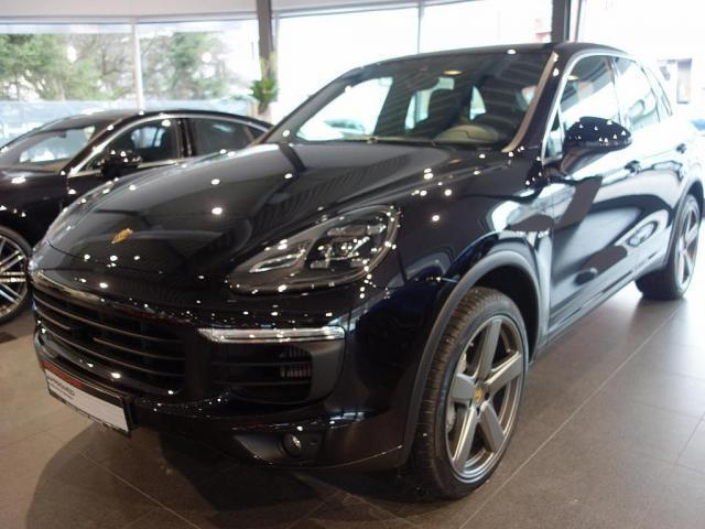 verkauft porsche cayenne s diesel ii f gebraucht 2017. Black Bedroom Furniture Sets. Home Design Ideas