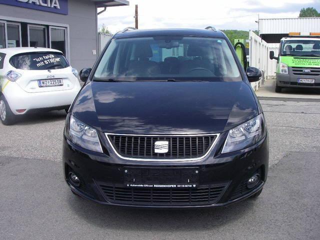 Verkauft Seat Alhambra Style 20 Tdi C Gebraucht 2012 66500 Km