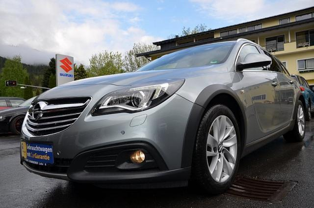 verkauft opel insignia country tourer gebraucht 2014 km in lofer. Black Bedroom Furniture Sets. Home Design Ideas