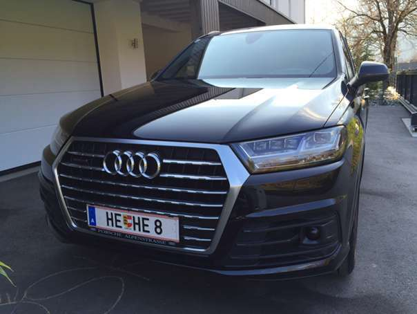 verkauft audi q7 3 0 tdi quattro tiptr gebraucht 2015 km in st stefan im gai. Black Bedroom Furniture Sets. Home Design Ideas