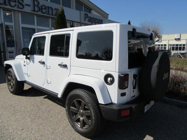 verkauft jeep wrangler unlimited 75th gebraucht 2017 1. Black Bedroom Furniture Sets. Home Design Ideas